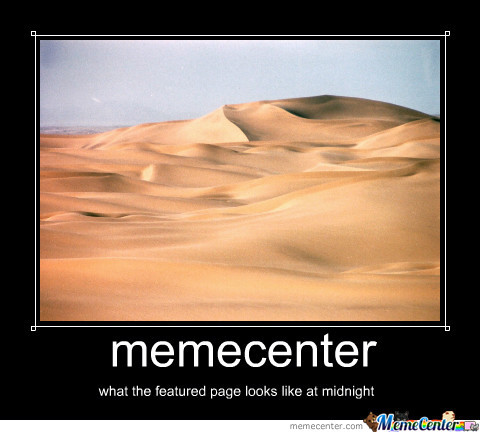Memecenter At Midnight