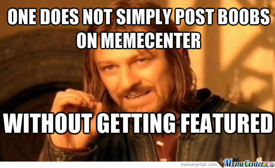 Memecenter Features