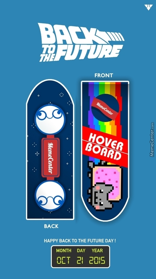 Memecenter Hoverboard