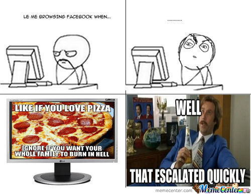 Memecenter Please Do Not Become Facebook :)
