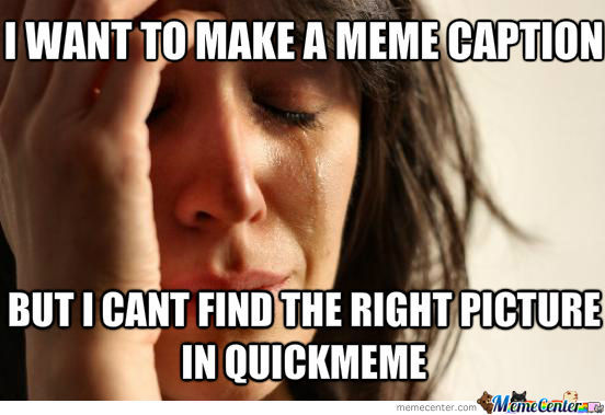 Memecenter Problems
