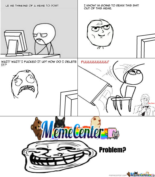 Memecenter Trolls Us