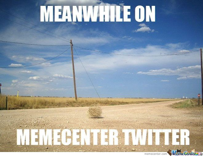 #memecenter, Y U Lads Dont Join :(