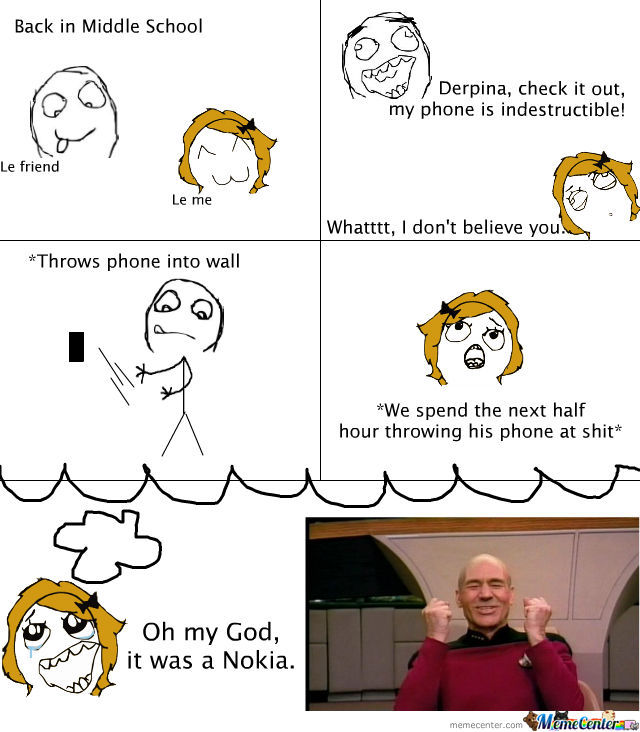 Memes Before Memes Were Cool