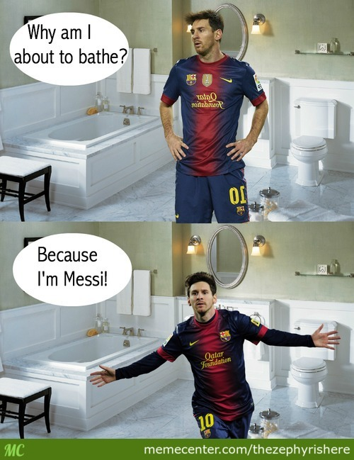 Messi As Always