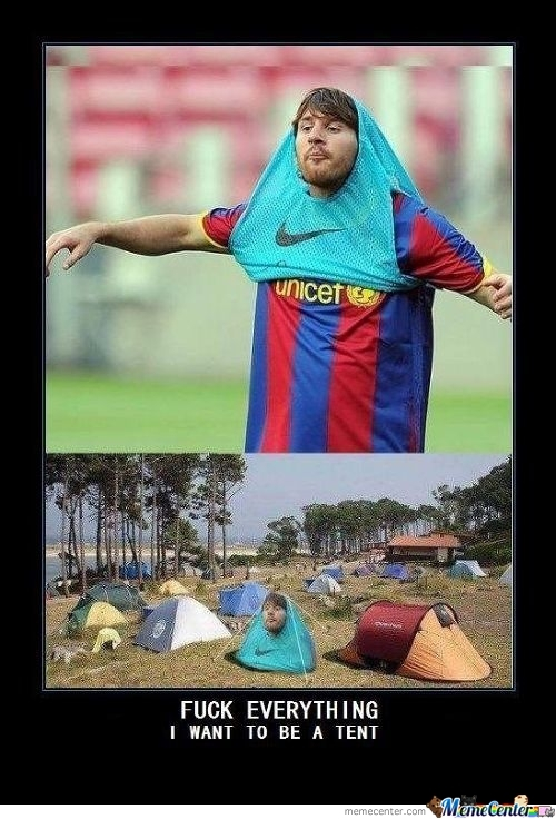 Messi Wants To