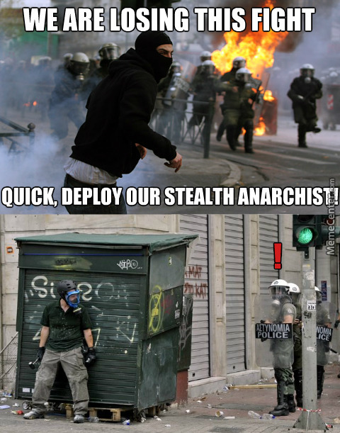 Metal Gear Solid: Anarchy In Athens