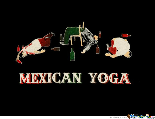Mexican Yoga