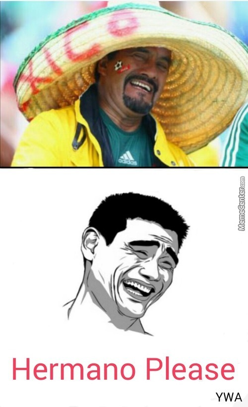 Mexico Vs Cameroun : He's Here !!