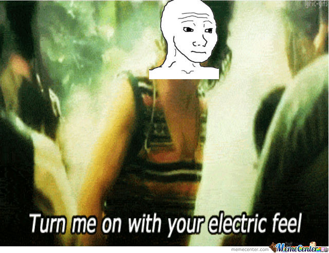 Mgmt Electric Feel
