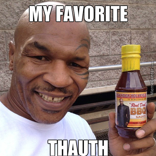 Mike Tython'th Favorite Thauth