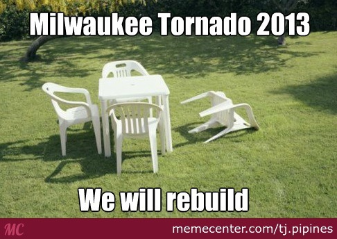 Milwaukee Tornado