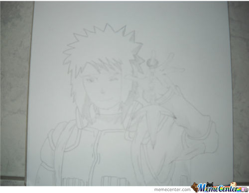 Minato (Naruto).took Me Too Long To Finish This