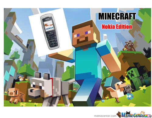 Minecraft: Nokia Edition