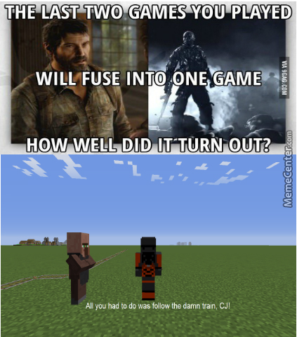 Minecraft: San Andreas