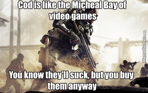 Minus The 13 Year Olds, Cod Has The Best Multiplayer So Far