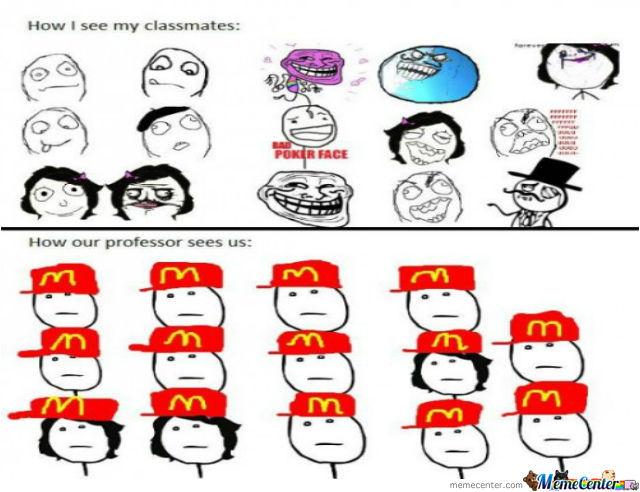 Miserable Lives At Mcdonalds