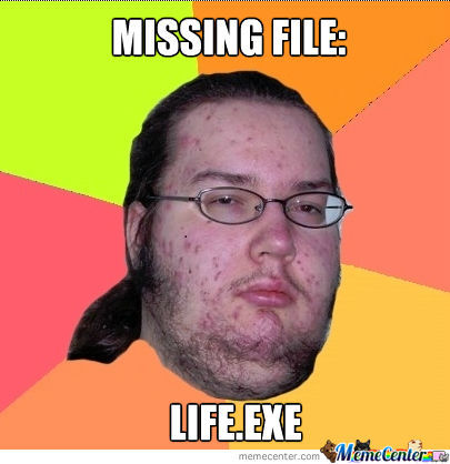 Missing File: Life.exe