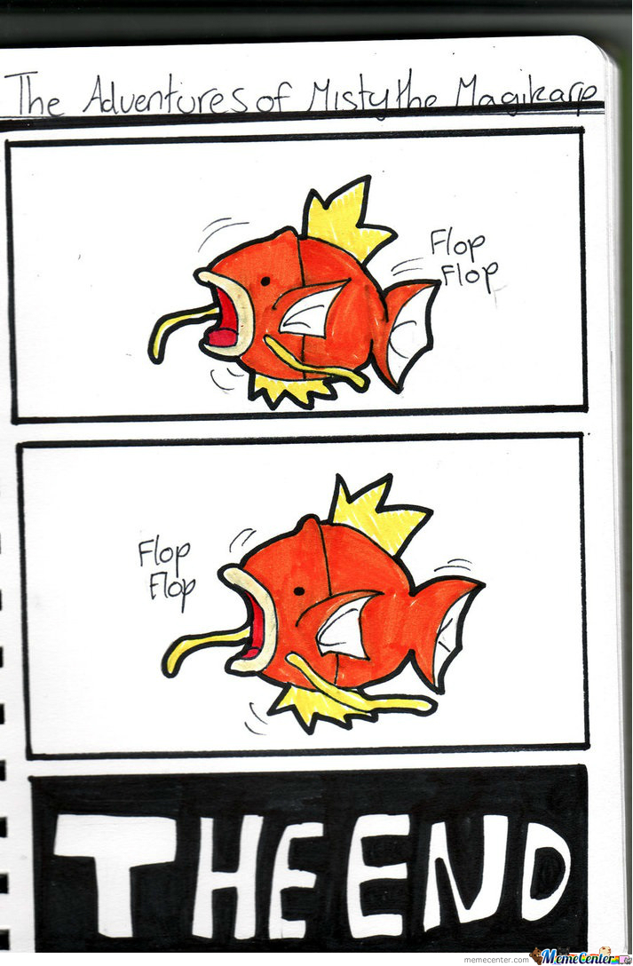 magikarp meme for pinterest - photo #23
