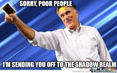 Mitt Romney Strikes Again