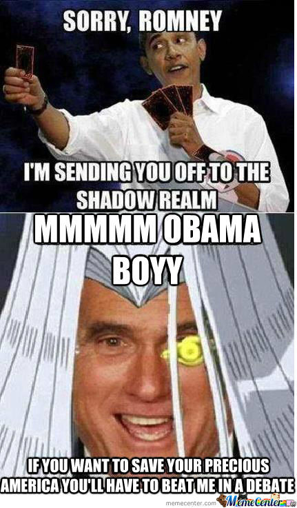 Mitt Romney Strikes Back!