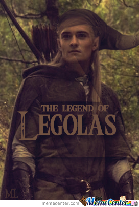 [Mix Media: #2] The Legend Of Legolas
