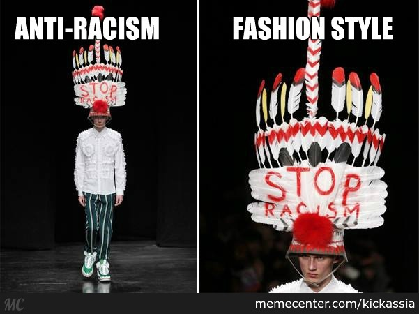 Modern Fashion, Where Weird Is Normal And Normal Is Weird