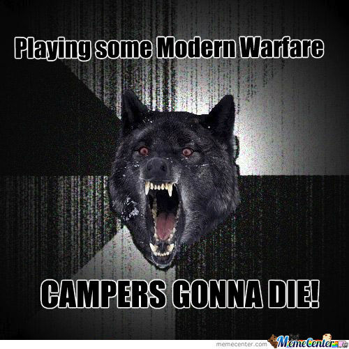 Modern Warfare Player