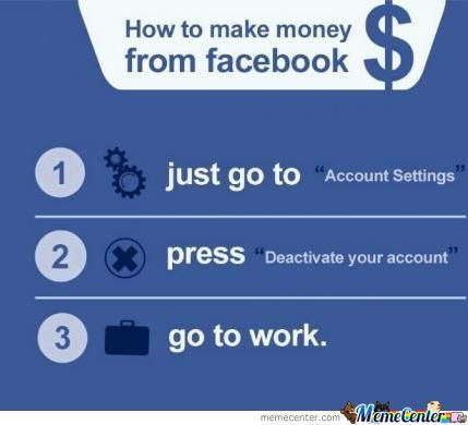 Money On Facebook