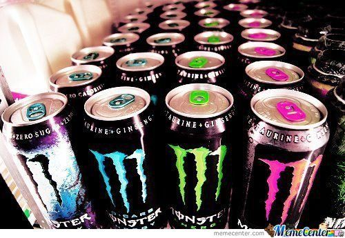 Monster Addict