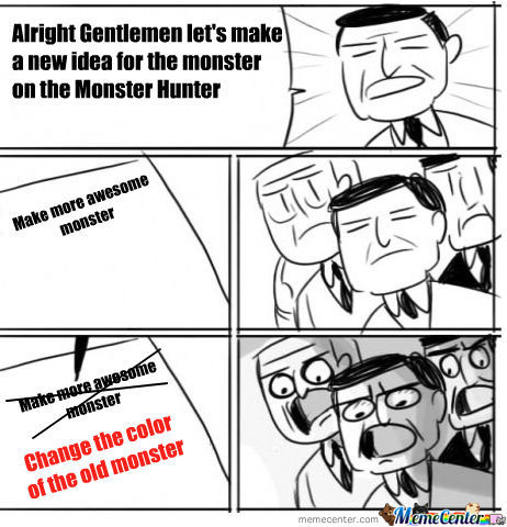 Monster Hunter Gamer Will Get It