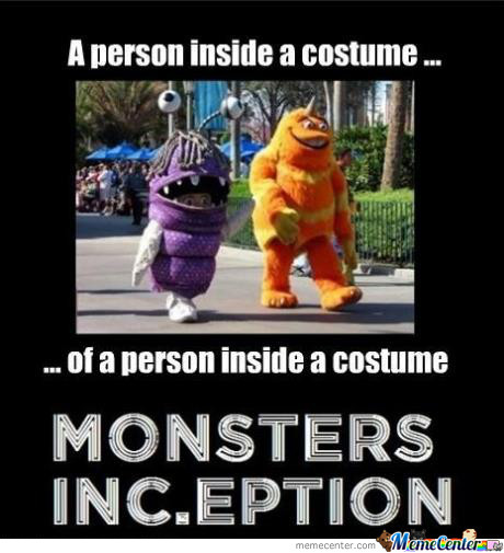 Monsters Inc.eption
