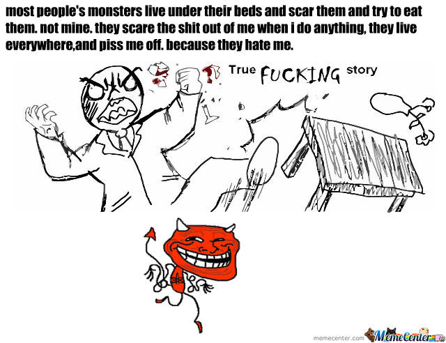 Monsters Suck