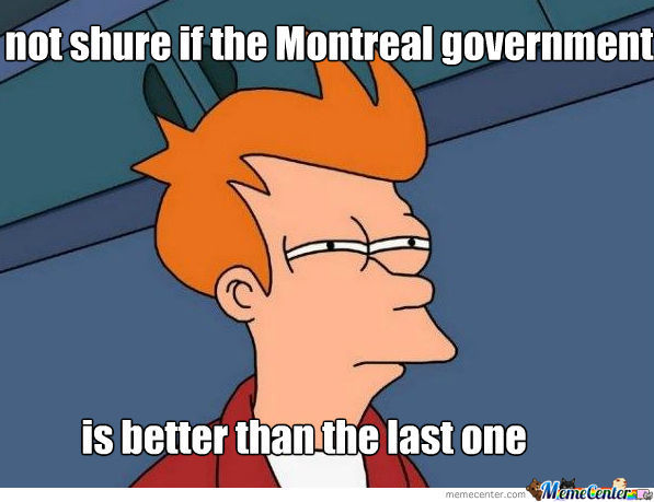 Montreal Government