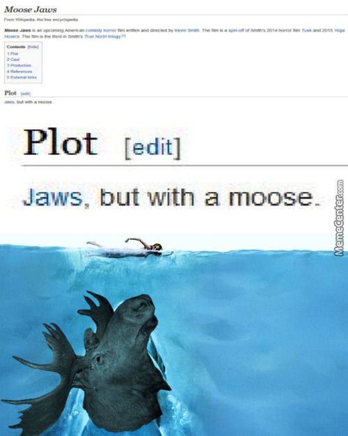 Moose Noise From The Sea
