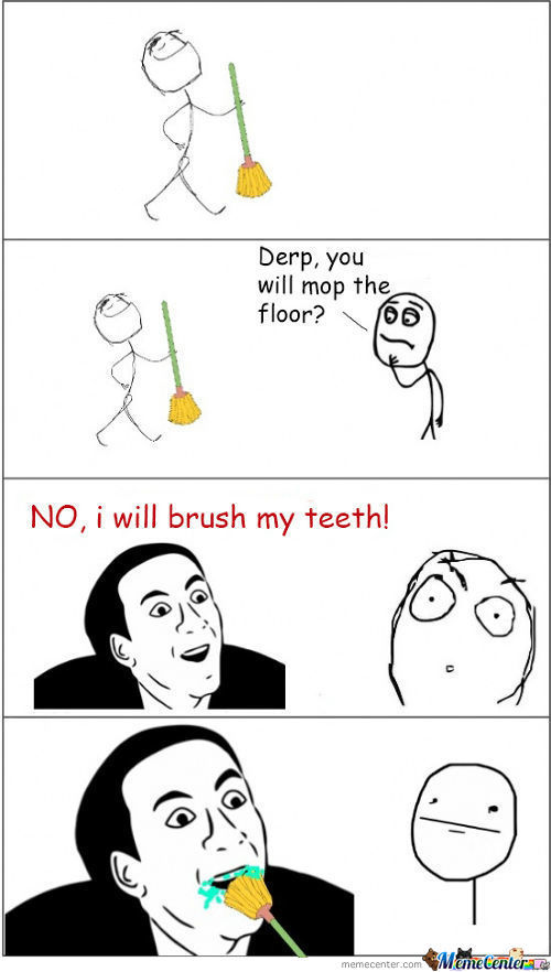 Mop The Floor?, Whats That?