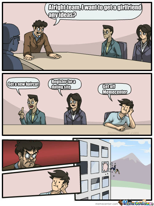 More Boardroom Suggestions