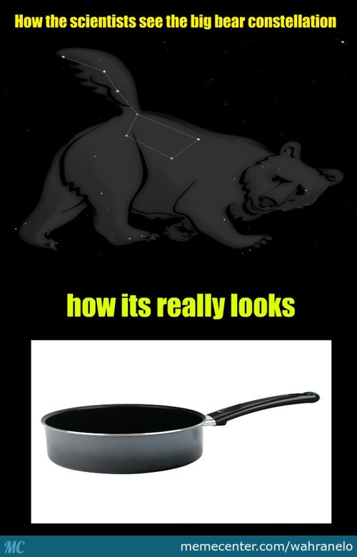 More Like The Saucepan Constellation