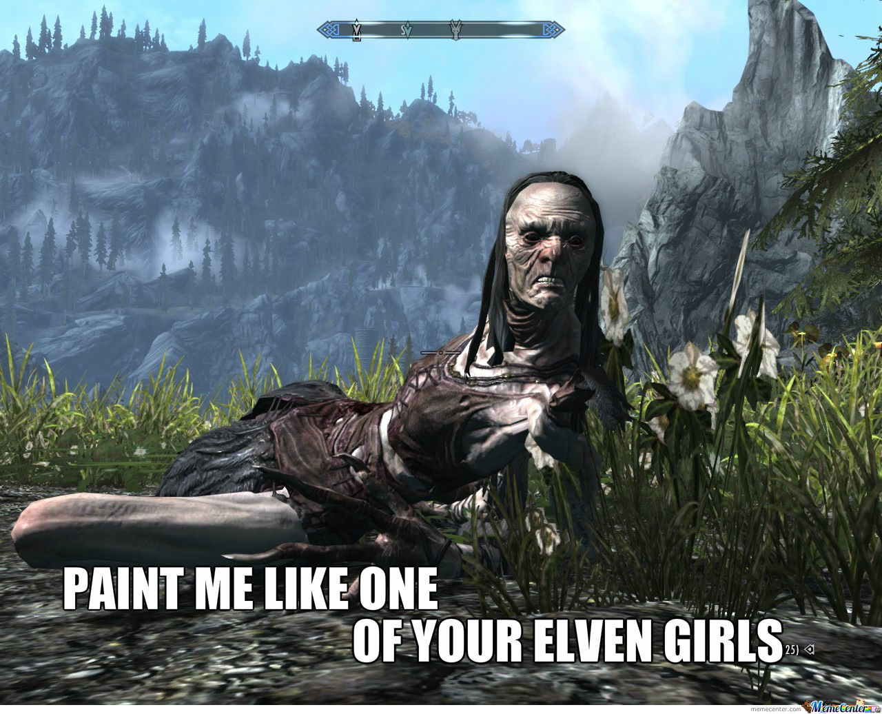 More Skyrim