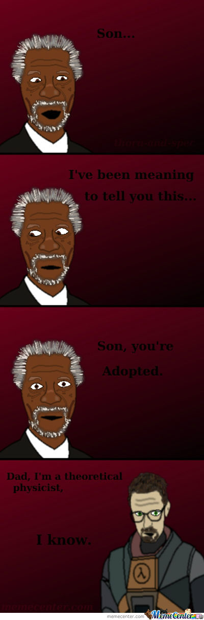 Morgan Freeman's Son