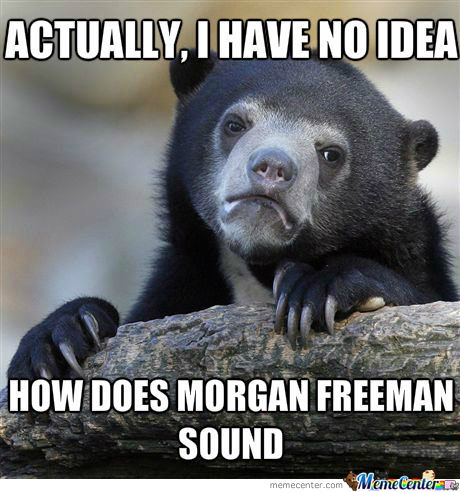 Morgan Freeman's Magical Voice