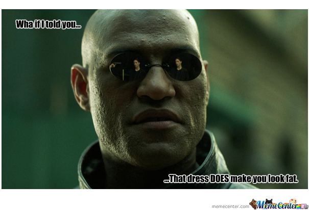 Morpheus Knows (Again)