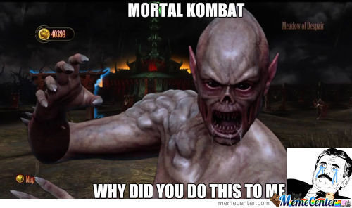 Mortal Kombat, Why