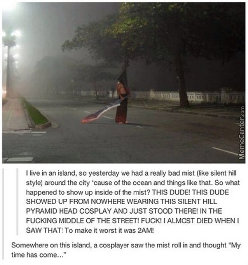 Most Dedicated Silent Hill Fan Ever
