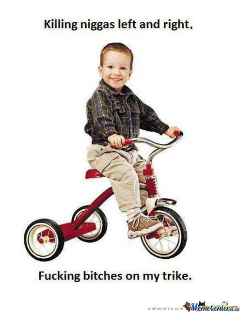 Mother Fucking Trike Rider