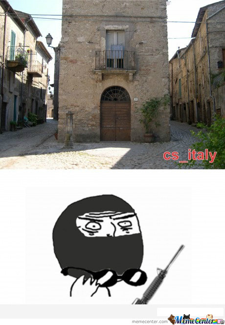 Mother Of Counter Strike