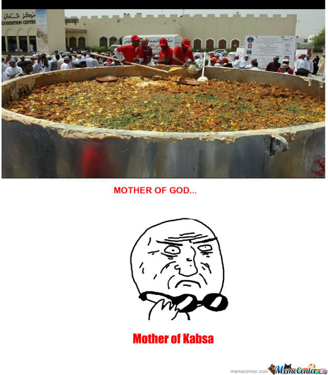 Mother Of Kabsa