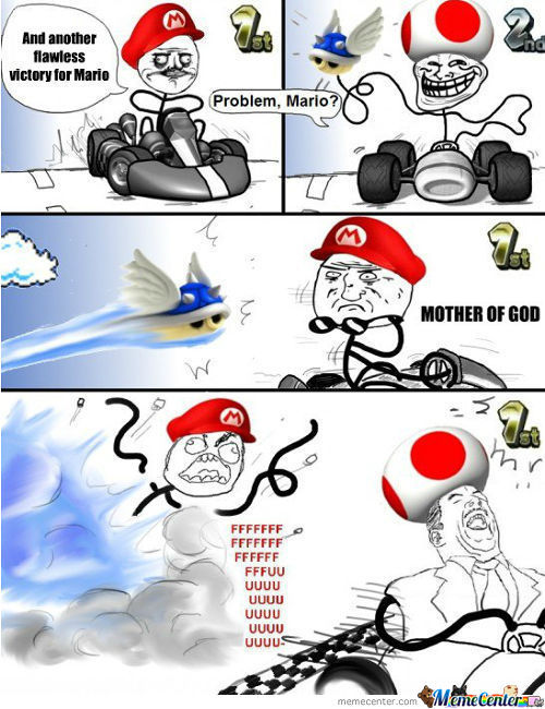 Mother Of Kart