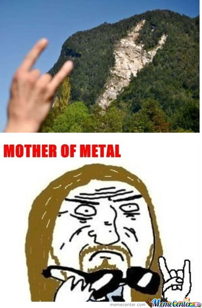 Mother Of Metal
