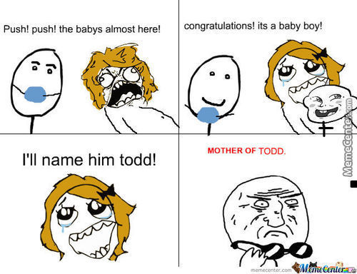 Mother Of Todd